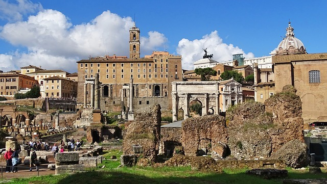 Imperial Rome (including inside visit of Coliseum) , 3 hours